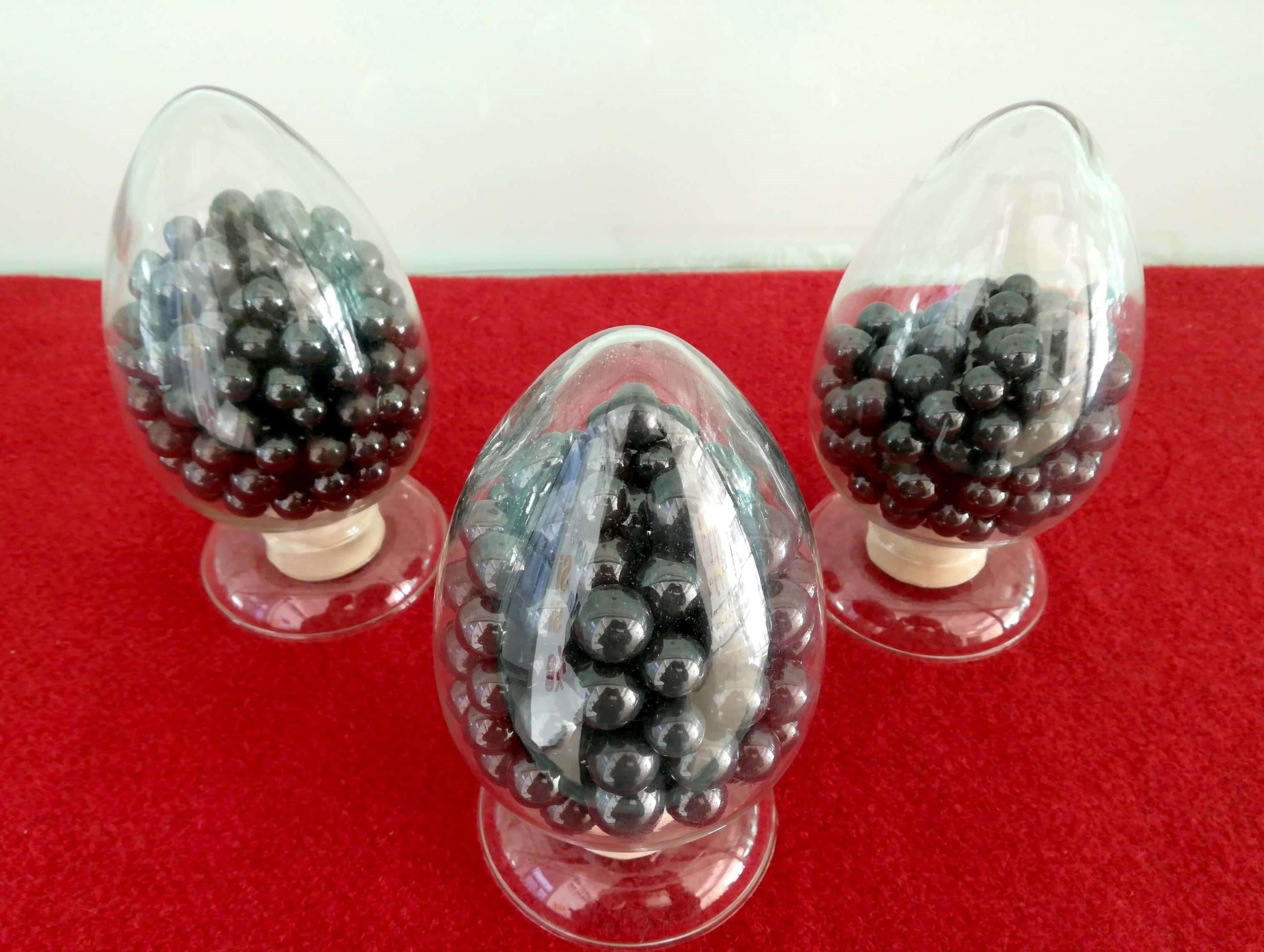 Silicon nitride ceramic ball